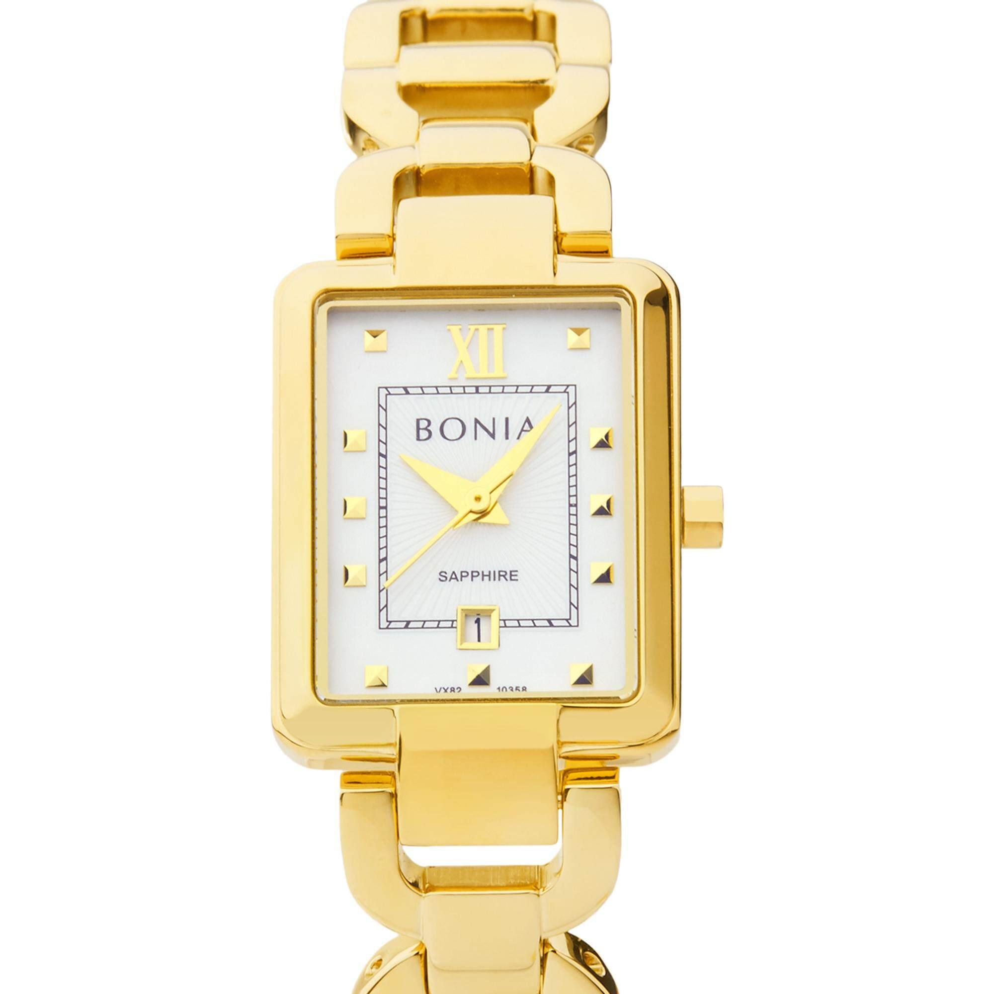 Bonia Buy At Best Price In Malaysia Sepatu Boot Wanita Rc316 Gold Bruna Watch