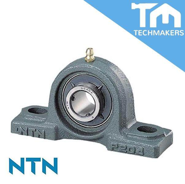 P203 NTN Pillow Block Bearing Made in Japan (2nd hand) Malaysia