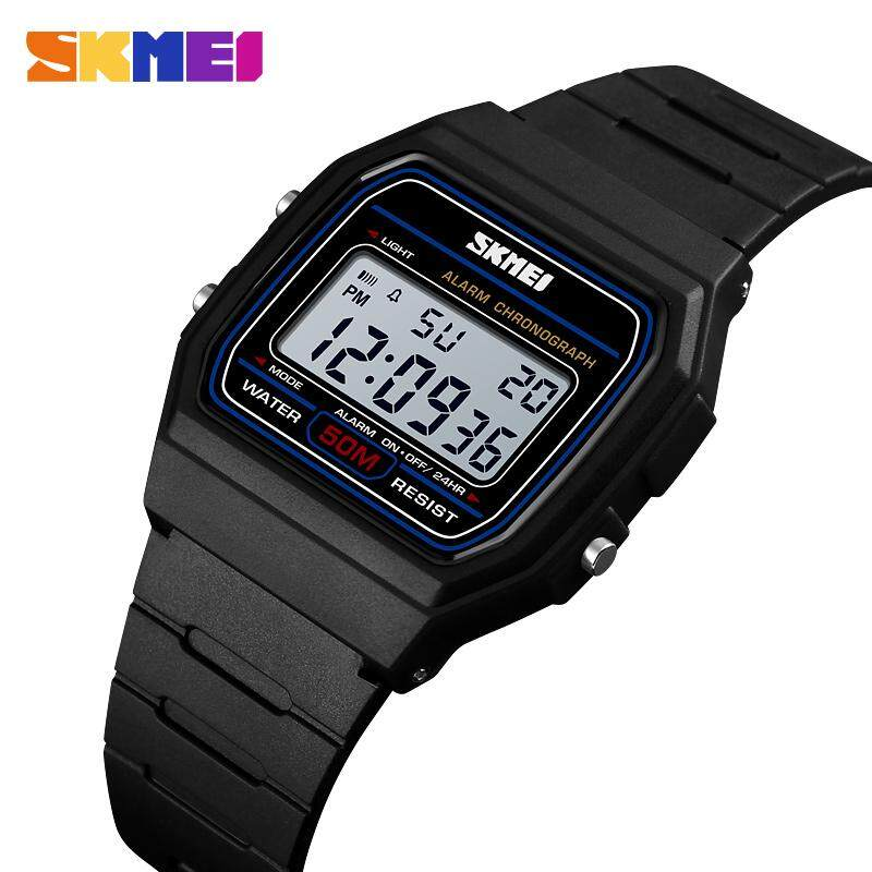 Faithful Skmei Luxury Brand S Shock Mens Sports Watches Digital Led Military Watch Clock Men Fashion Casual Electronics Wristwatches 1258 Watches