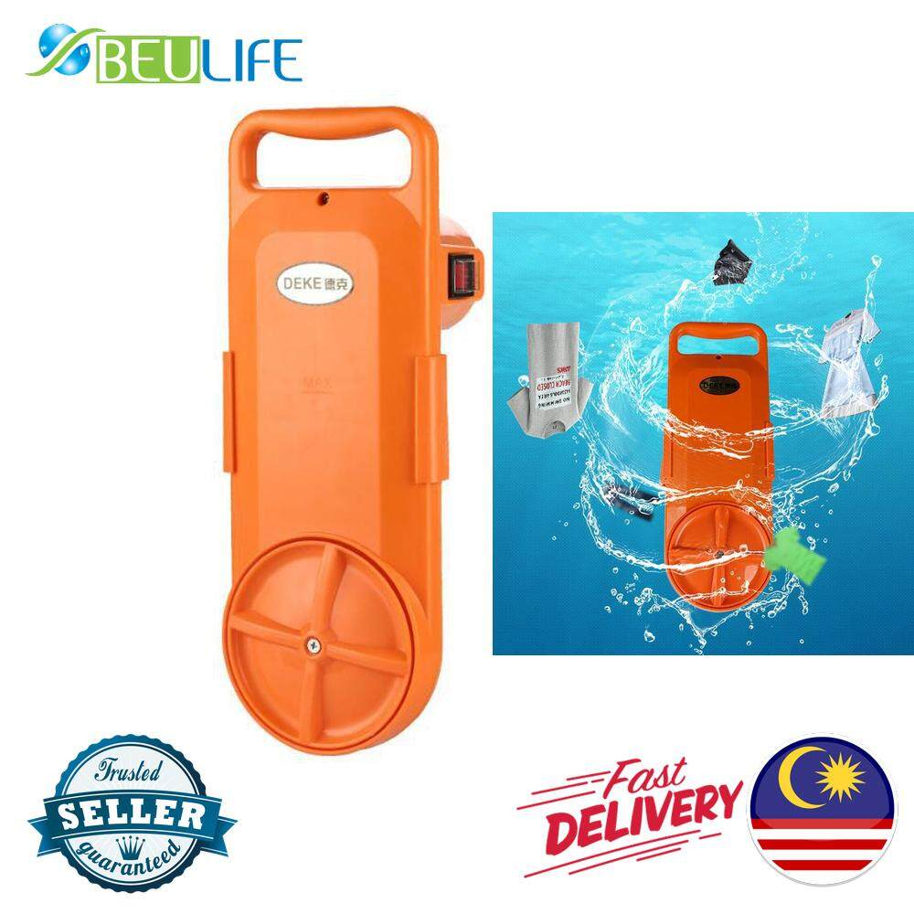 Mini Portable Washing Machine GT-16AC for Hotel Room, Hostel, Student Dorm & Travelling (Orange Colour)