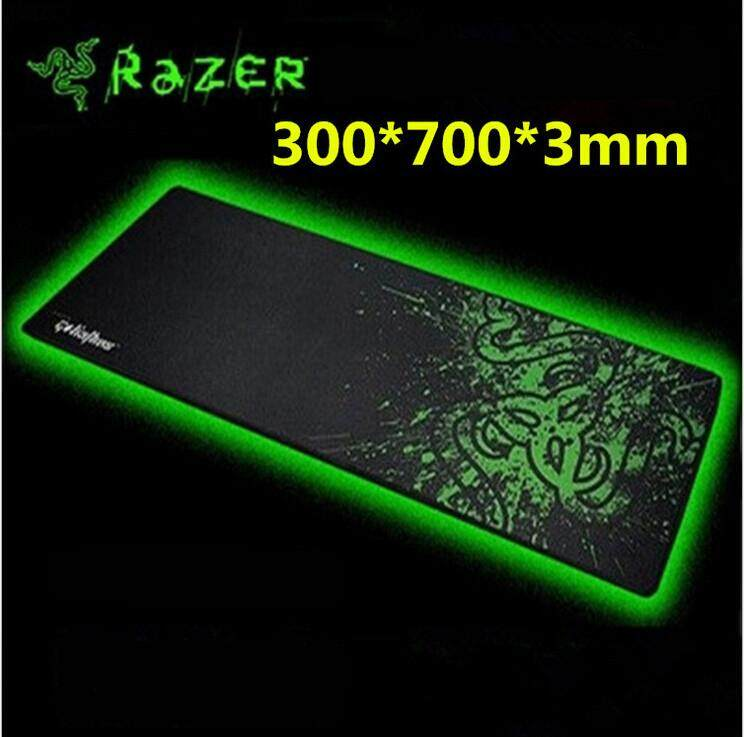 Lockrand Gaming Mousepad  3mm Thicker Control version Coarse cloth Gaming mousepad (MY) Malaysia