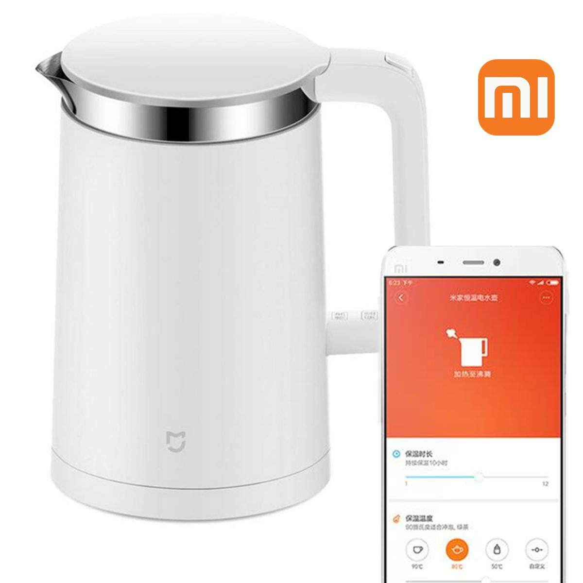 Stainless Steel Smart App Electric Household Kettle 12h Constant Temperature By Freebang.