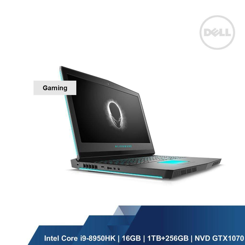DELL ALIENWARE 17 R5 (INTEL I7-8750H,16GB,1TB+256GB,NVD GTX1070 8GB ,WIN10HOME,1YRS) Malaysia