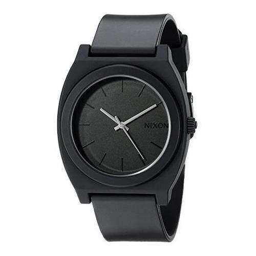 NIXON  Nixon Time Teller P A119. Matte Black Men s Watch (40mm. b3f661394a