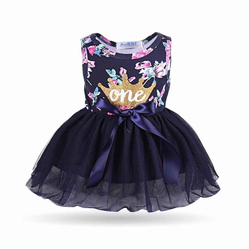 EGELEXY Baby Girls Its My 1st Birthday Romper Bodysuit Tutu Skirt Sequins Bow Headband 3PCS Set