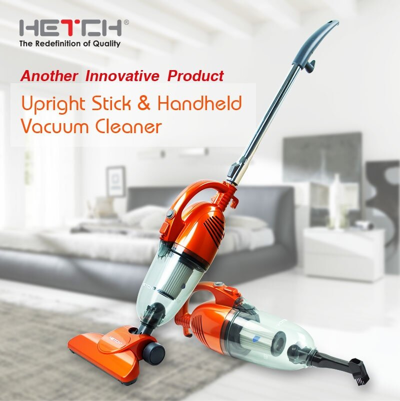 Hetch Upright Stick Amp Handheld Vacuum Cleaner 1000w 4