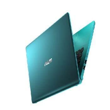 Asus VivoBook S15 S530U-NBQ327T (i5-8250U, 4GB (max 8GB), 1TB + 128GB SSD, MX150 (2G GDDR5), 15.6 FHD A/G, Win 10, Firmament Green, 1.8kg) Malaysia