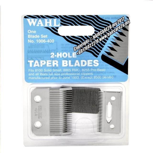 Wahl 1006 Super Taper 2-Hole Clipper Blade (Made in USA)
