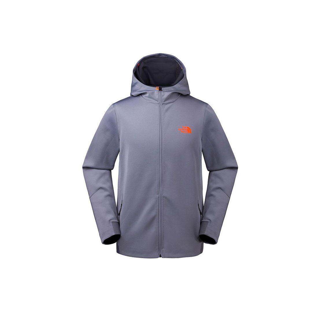 9cb5ce7a9 The North Face Men Beyond The Wall Sweat Climbing Jacket (Grey)