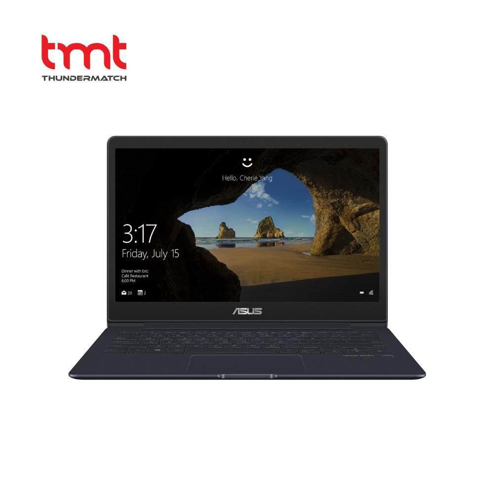 Asus ZenBook UX331U-ALEG032T Laptop | i5-8250U | 8GB | 256GB | 13.3FHD | Intel Share | W10 - Blue Malaysia