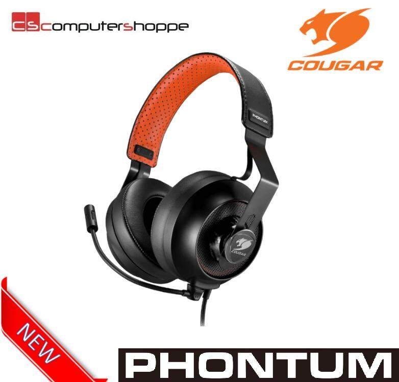 Cougar Phontum Universal Gaming Headset By Cs Computershoppe.