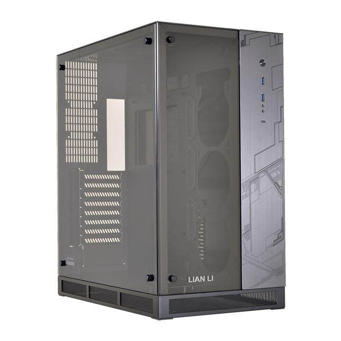 Lian Li PC-O11WGX Mid Tower ATX Case - Black Malaysia