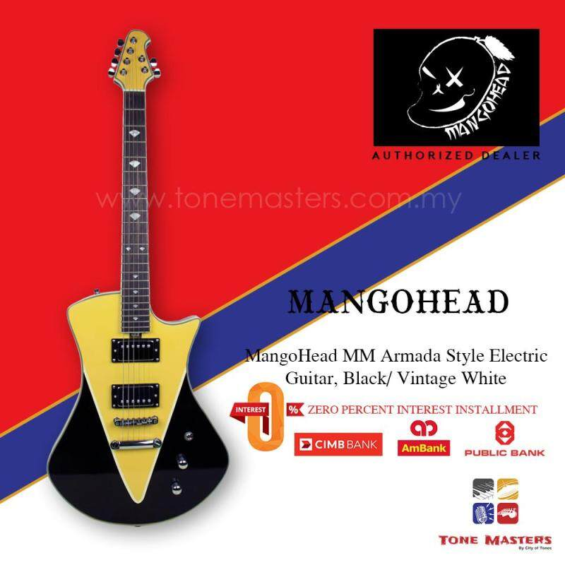MangoHead MM Armada Style Electric Guitar, Non Malaysia