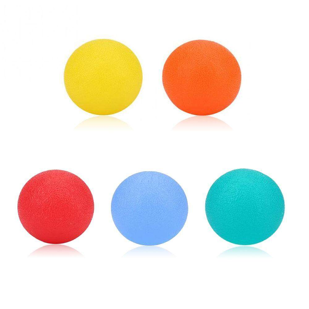 Hand Exercise Balls Grip Strengthening Physical Occupational Therapy Kit Squishy