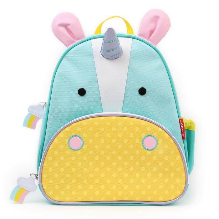 Original Skip Hop Zoo Packs Little Kids Backpacks - Unicorn By Ring Mobile.