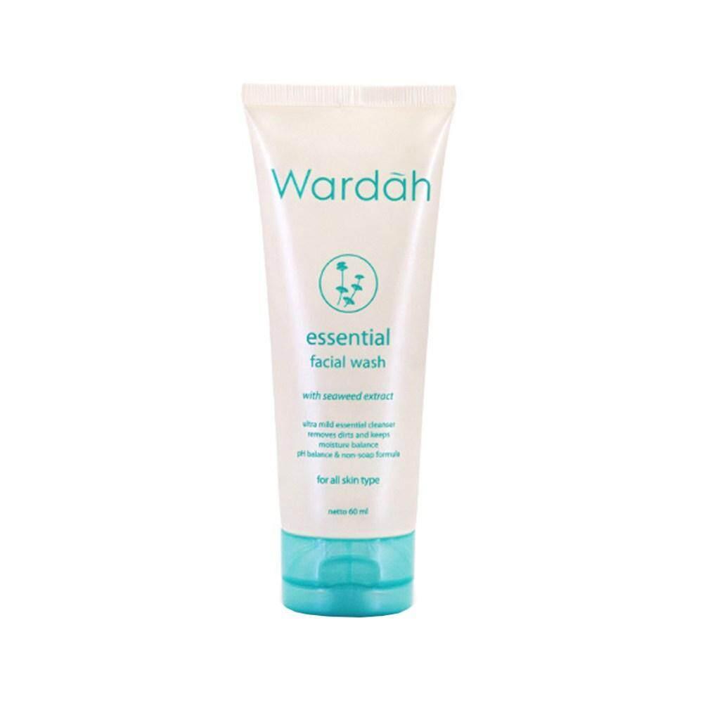 WARDAH Essential Facial Wash 60g