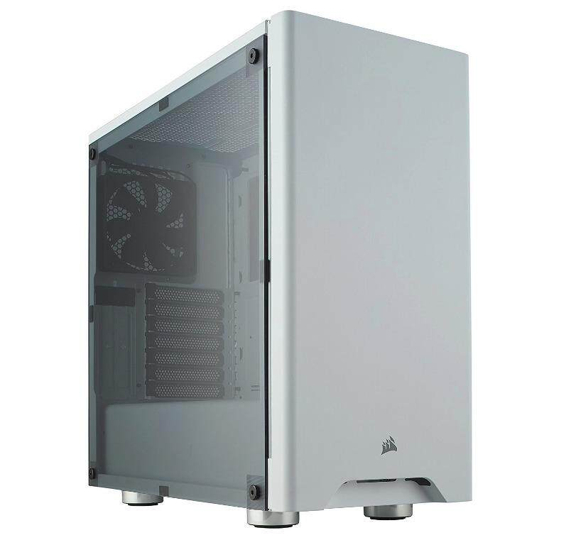 CORSAIR Casing ATX CARBIDE Series 275R (CC-9011131-WW) WHITE Malaysia