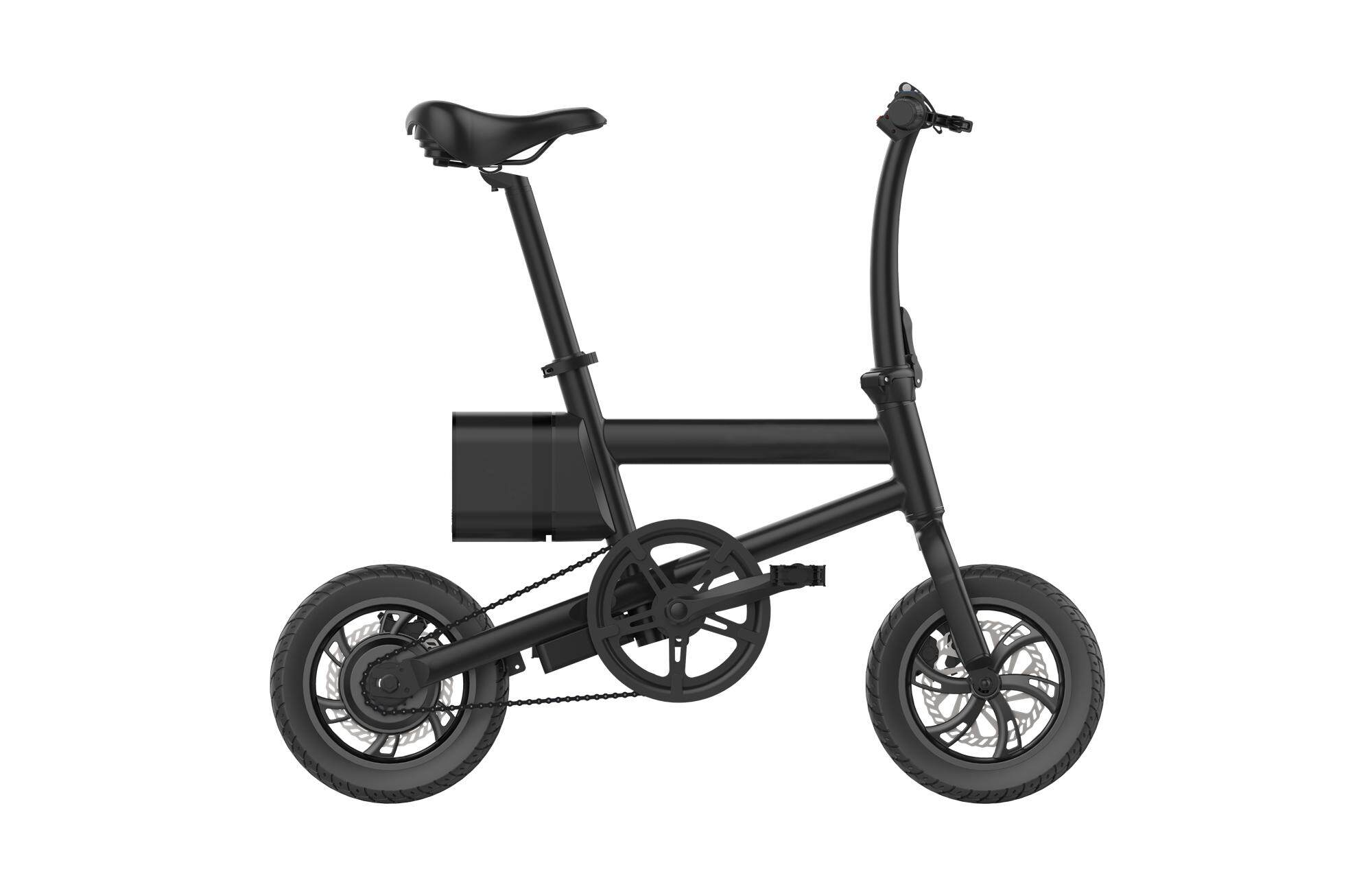 Foldable Electric Bicycle B2 By Ebike Malaysia.