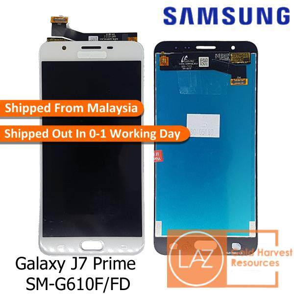 Samsung Galaxy J7 Prime G610F Lcd Display Touch Screen Digitizer