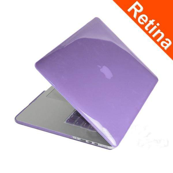Plastic Hard Cover Crystal Protective Skin Case For Apple Macbook Pro Retina 13.3 Inch Malaysia