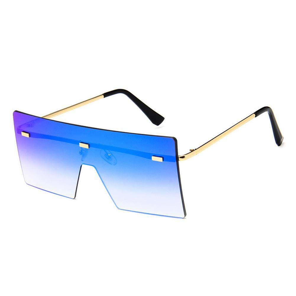 0c8f284d00 New Fashion Trend Women Sunglasses Classic Square Very Large oversized  Glasses