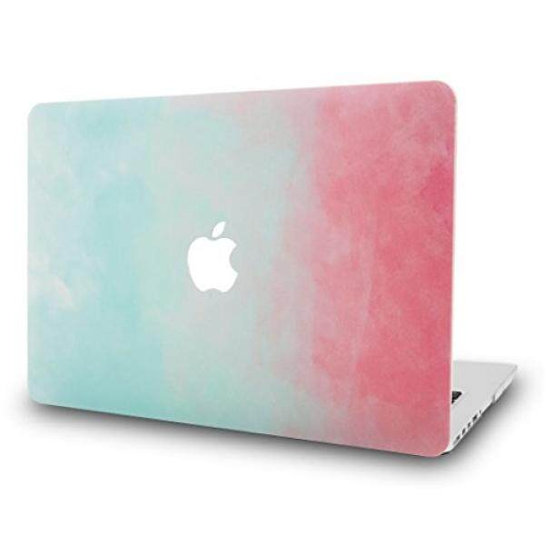 KEC MacBook Pro 15 Inch Case 2017 & 2016 Touch Bar, Cover Plastic Hard Shell Rubberized A1707 Malaysia