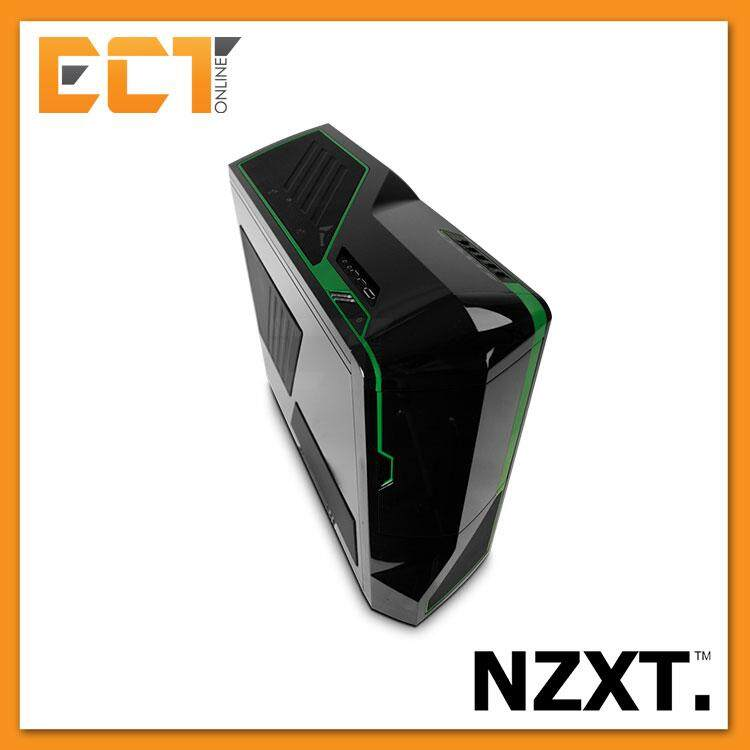 NZXT Phantom Original EATX Full Tower Case / Chassis - Green Malaysia