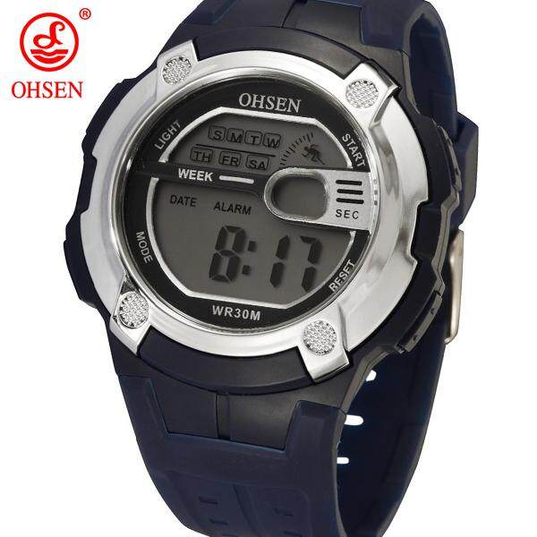 81eec5549c1 OHSEN 0923 New Relogio Fashion OHSEN Brand Mens Boys Digital Watch Men  Sports Watches LED Back light Wristwatch Military Watch Montre Homme