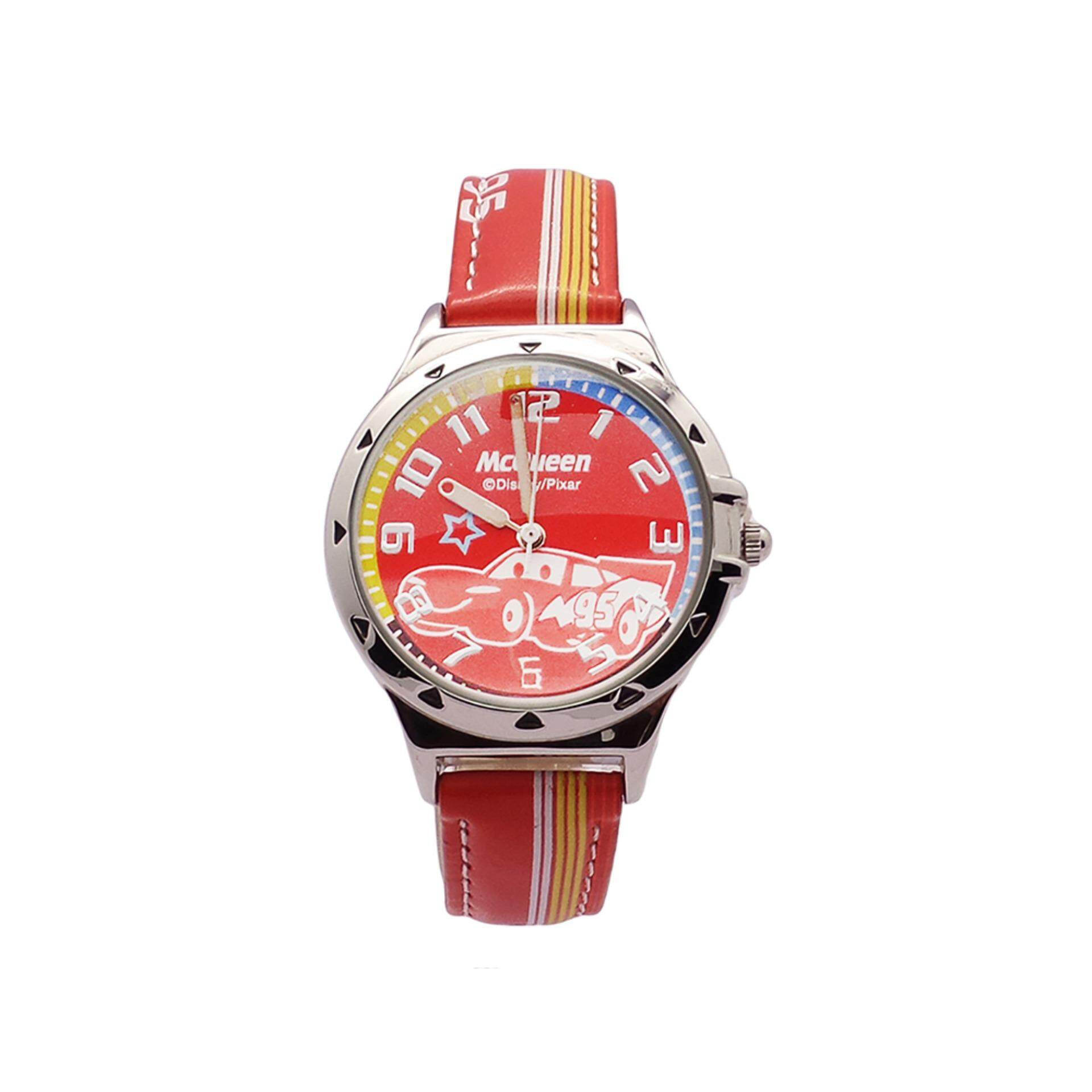 Disney Cars Red Strap Watch CAFR901-03C Malaysia