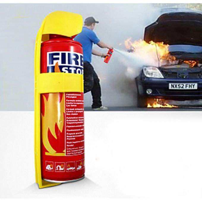 Instant Foam Stop Fire 1000 Ml Extinguisher Portable Spray Car Home By Target Online Trading.