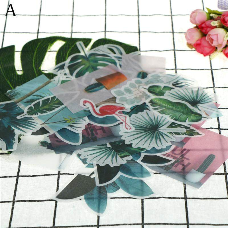 Sissi Turtle Leaf Flamingo Flowers Stickers Decoration Diy Diary Planner Scrapbooking Gift A By Sissi Princess.