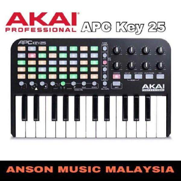 Akai APC Key 25 25-Key Controller Keyboard for Ableton Live Malaysia