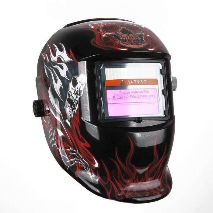 Obscur-Variable Mop Welder Mask with Auto-Darkening LCD Filter for ARC TIG MIG Welder