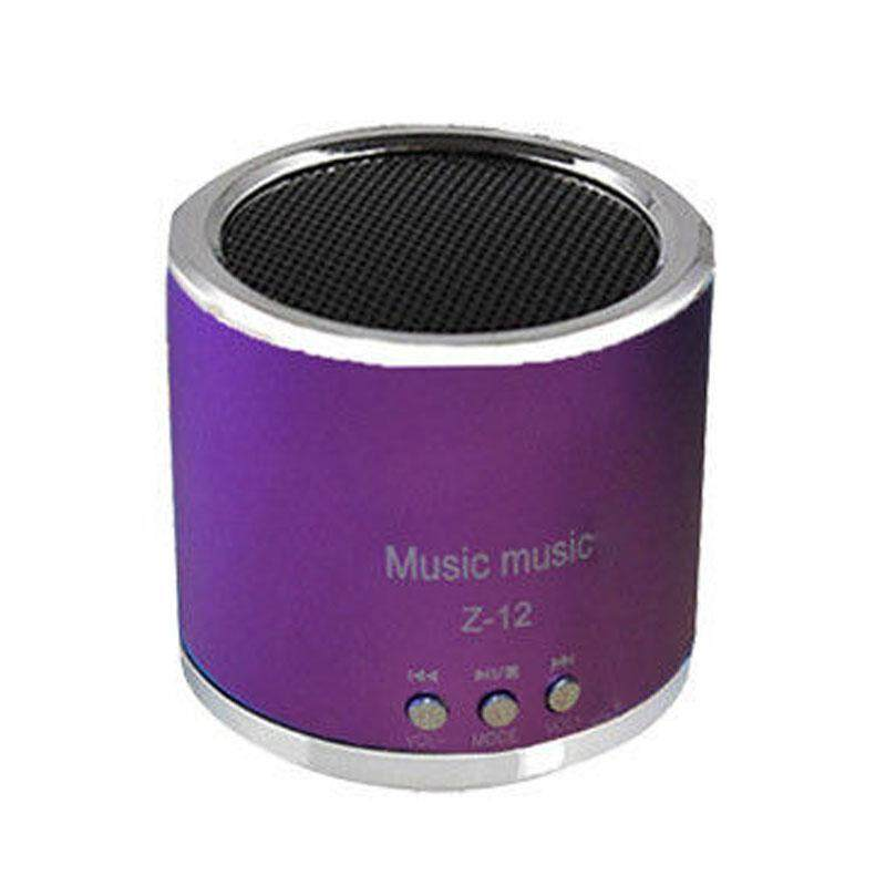 Wireless Portable Mini Speaker FM Radio USB Micro SD TF Card MP3 Player Malaysia