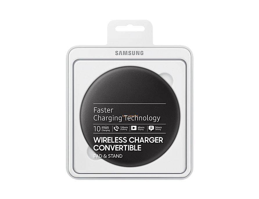 Samsung Wireless Charger Convertible (fast) By Galaxy Gadget Sdn Bhd.