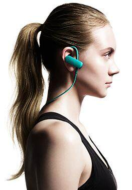 ATH-SPORT50BT woman with headphones