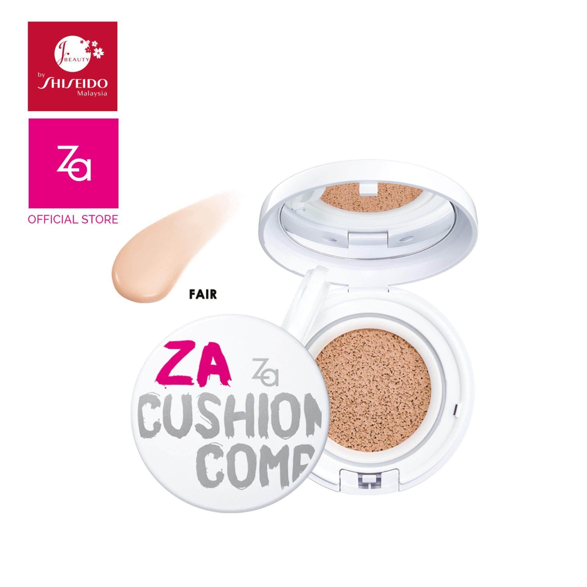 Berapa Harga Bedak Viva Compact Powder Lilac Natural INDprice Source · Za True White Cushion Compact