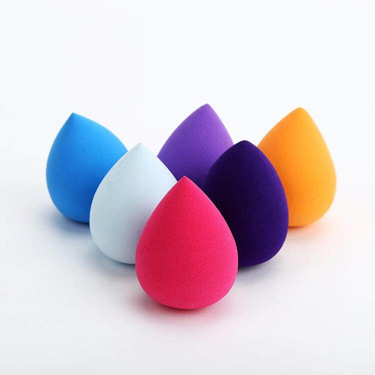 Large Makeup Puff Sponge Beauty Blender (gound/droplet) By Glamhouse.