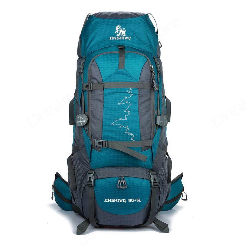 86cfdf1661e4 2018 Hotsale Men Sport Bag 85L Large Outdoor Backpack Waterproof Hiking  Backpacks