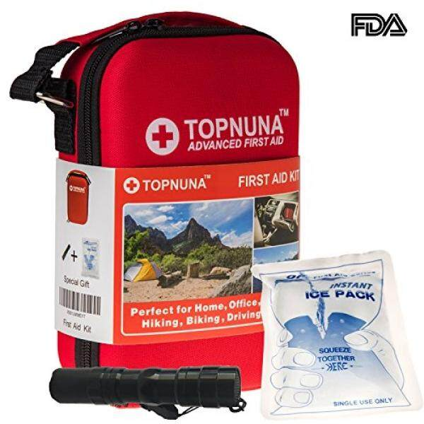 Home First Aid Kit emergency blanket Survival tools set for aboard outdoors Car Camping Workplace office Hiking Traveling Adventures