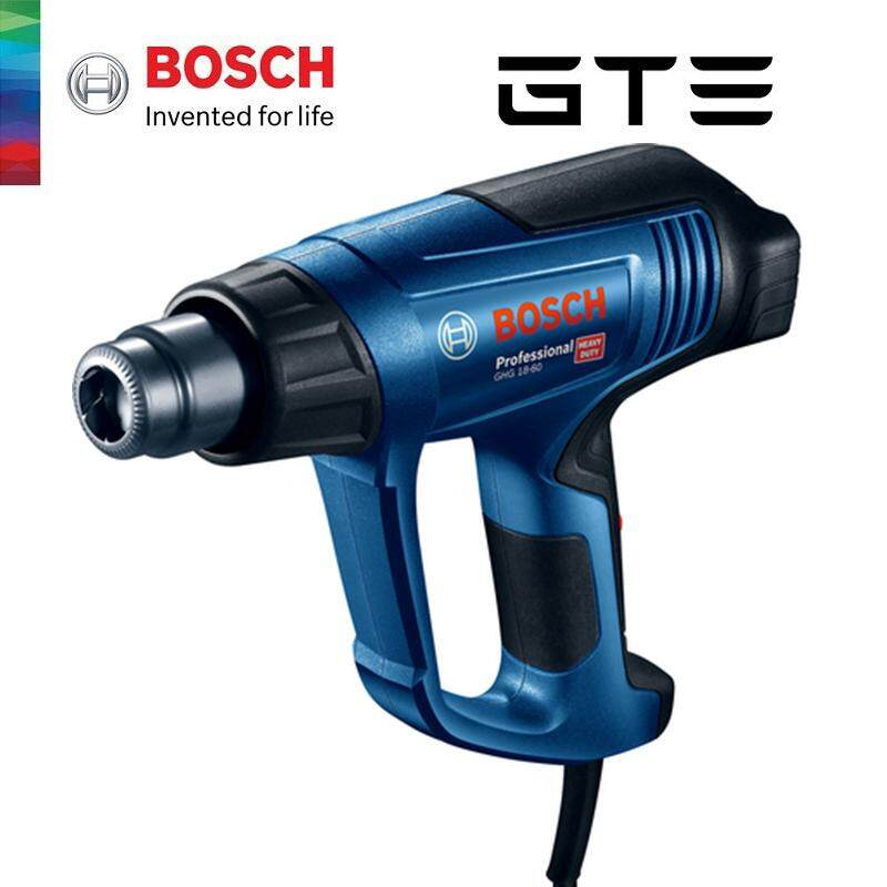 BOSCH GHG 18-60 Professional Heat Gun (06012A61L0) - Fulfilled by GTE SHOP