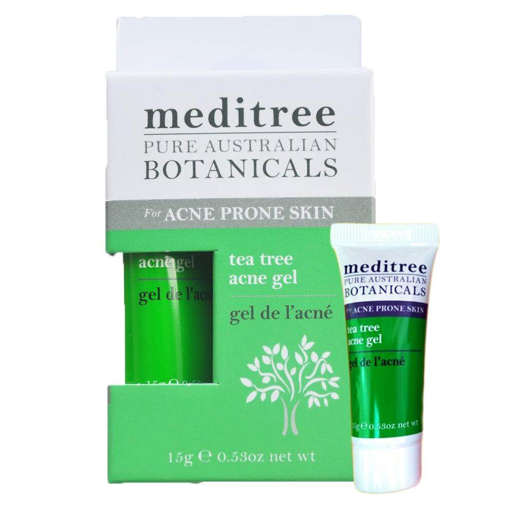 Meditree Buy At Best Price In Malaysia Acnes Tea Tree Oil Clay Mask 50g Acne Gel 15g