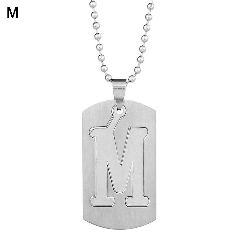 26 Letter Stainless Steel Jewelry Set Gold Color Alphabet Long Chain Pendant Necklace Earring For Women Girls Fashion Jewelry Punctual Timing Back To Search Resultsjewelry & Accessories