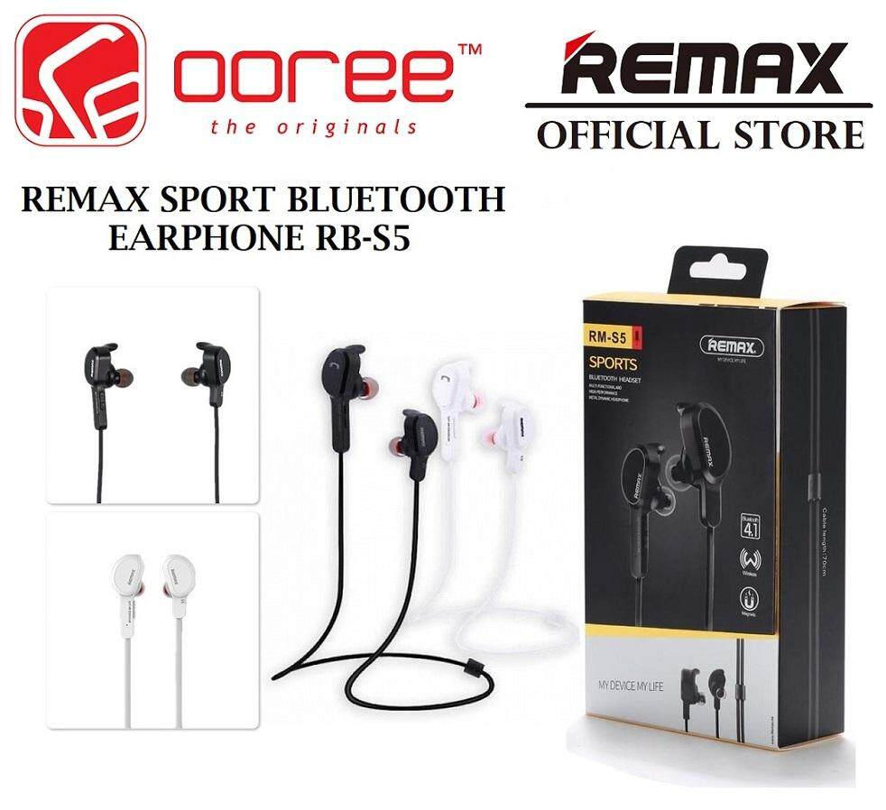 Remax Headphones Headsets In Ear Price Malaysia Earphone Rm 501 With Microphone Headset Handsfree Genuine Rb S5 Bluetooth Sports Locker Shape Headphone Magnetic Design