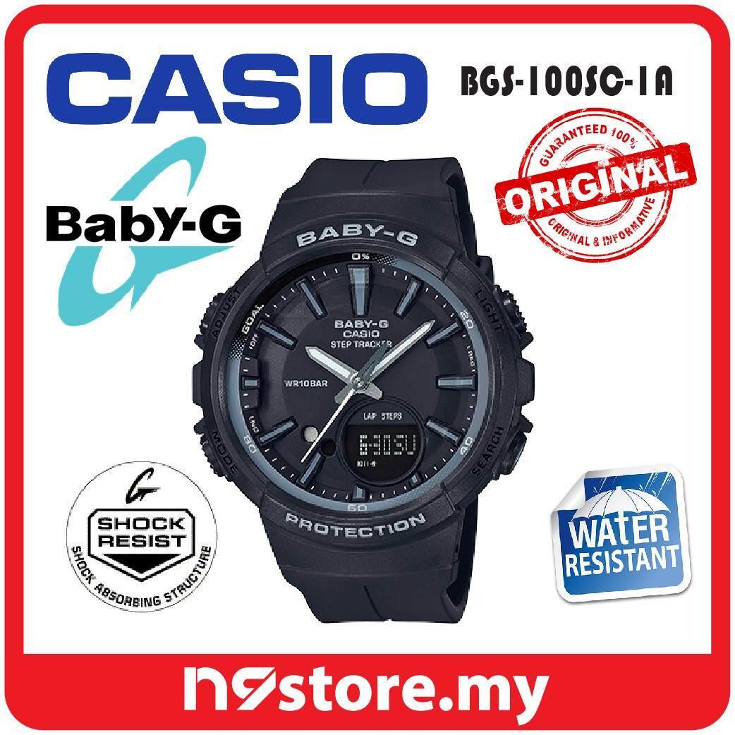 Casio Baby G Watches Price In Malaysia Best Bga 185fs 7a Bgs 100sc 1a Analog Digital Ladies Step Tracker Neobrite Watch