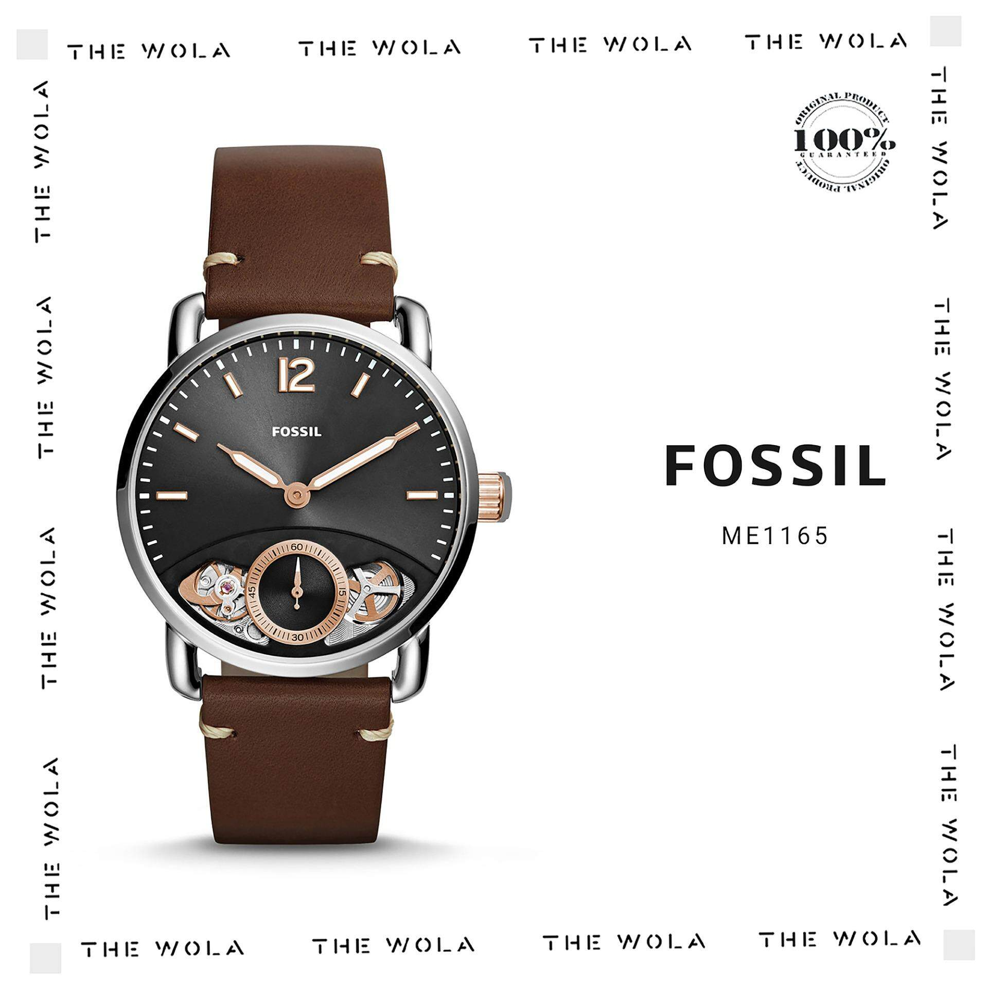 Fossil Products For Men Women The Best Price In Malaysia Fs5118 Jam Tangan Pria Original Automatic Watch Me1165 Genuine 2 Years Warranty