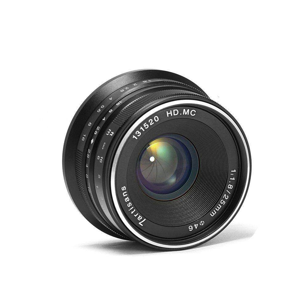 Lenses For Camera With Best Price At Lazada Malaysia Lensa Fix Yongnuo Yn50mm F18 Nikon 7artisans 25mm Manual Focus Prime Fixed Lens S0ny Emount Cameras Like A7