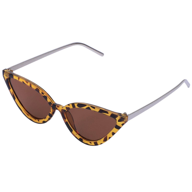 206df76218e Cat Eye Sunglasses Women Luxury Eyewear Retro Female Sunglass Cateye Glasses  for Women Leopard S8010