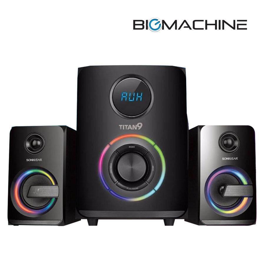 Sonic Gear Titan 9 BTMI Bluetooth Speaker Malaysia
