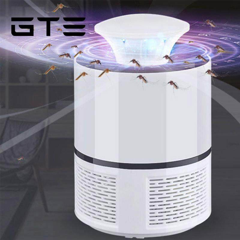 GTE Electric Mosquito Killer Lamp USB Photocatalyst Mosquito Killer Fly Moth Bug Insect Trap Lamp Powered Bug - Fulfilled by GTE SHOP